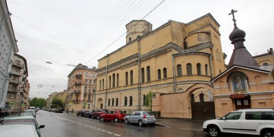 Благовещенская церковь на 5-й Советской улице