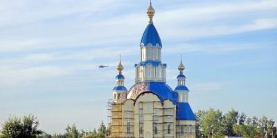 Церковь в поселке Парголово, Пригородный