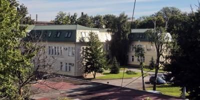 Детский переулок, 5, здание бывшего детского сада