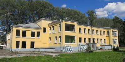 Детский сад, ясли на улице Савушкина