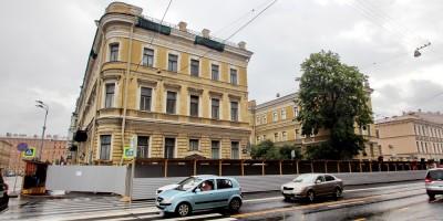 Дом Мордвиновых на улице Глинки
