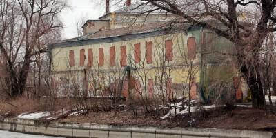 Флигель больницы Ижорских заводов, Колпино