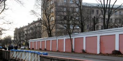 Кронштадт, дом на Коммунистической улице