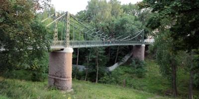 Кронштадт, Макаровский мост