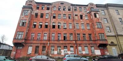 Кирилловская улица, дом 23