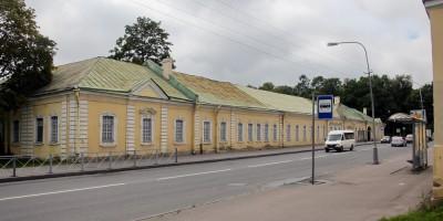 Нижние конюшни в Пушкине