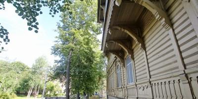 Петергоф, дом Гербольдта