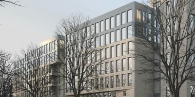 Проект жилого комплекса на улице Савушкина