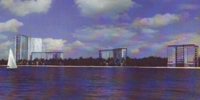 Проект застройки Сестрорецкого курорта