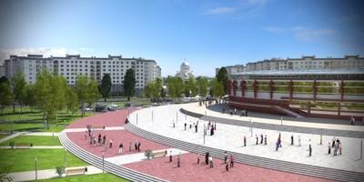 Славянка, спорткомплекс, проект