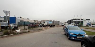 Улица Симонова, продолжение