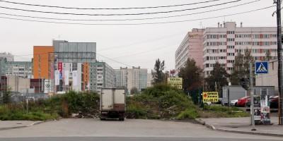 Улица Симонова, тупик