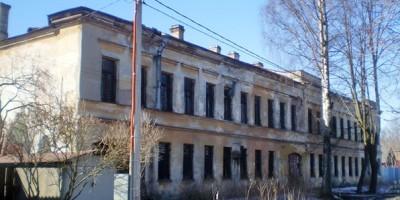 Здание начальных училищ