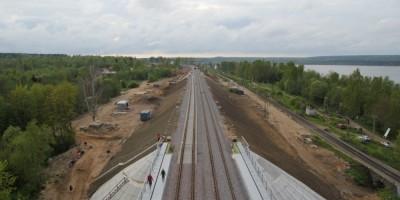 Железная дорога Лосево— Каменногорск