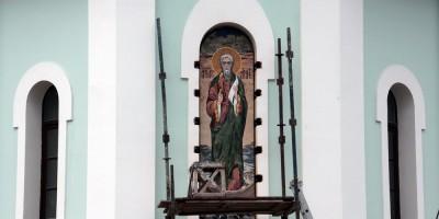 Церковь Андрея Первозванного на проспекте Энергетиков, икона