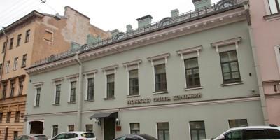 Дом Клейнмихель на Шпалерной улице