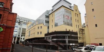 Каменноостровский проспект, 11. корпус 2, бизнес-центр