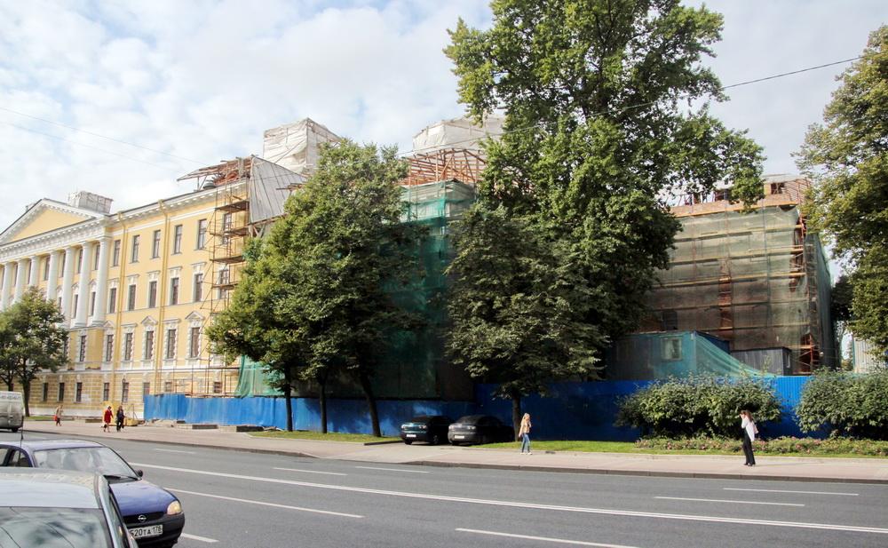 Константиновское военное училище на Московском