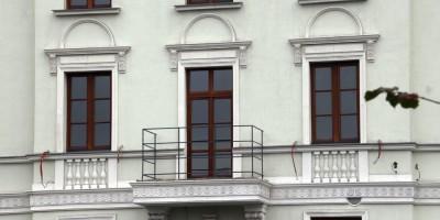 Набережная Лейтенанта Шмидта, 21, балкон