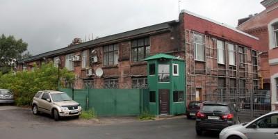 Новоладожская улица, 4, литера Е, корпус на Ждановской улице