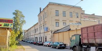 Общественный переулок, 5, метизный завод