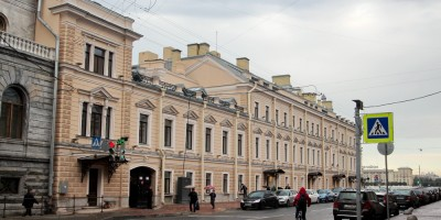Особняк Кушелева-Безбородко, Гагаринская улица