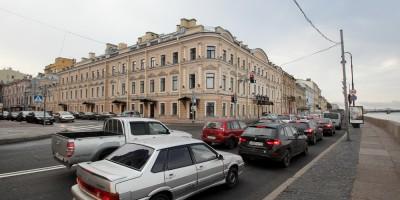 Особняк Кушелева-Безбородко на набережной Кутузова