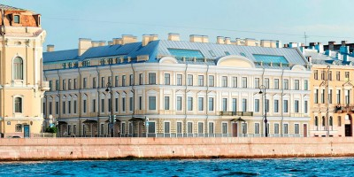 Особняк Кушелева-Безбородко на набережной Кутузова, проект