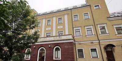 Переулок Гривцова, 4, корпус 2