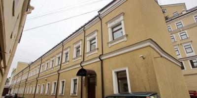 Переулок Гривцова, 4, корпус 2, после реконструкции