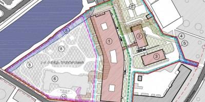 Проект реконструкции дворца Палей