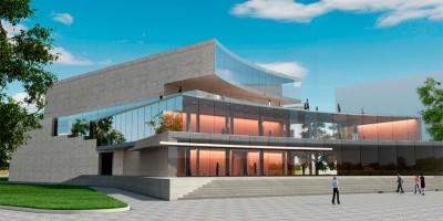 Проект реконструкции кинотеатра Прибой, Центр современного искусства Курехина