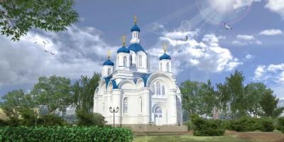 Проект воссоздания киновии Александро-Невской лавры