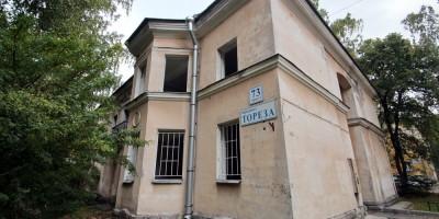 Проспект Тореза, дом 73, корпус 2