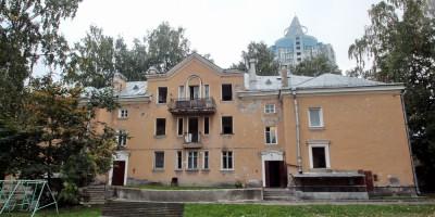 Проспект Тореза, дом 75, корпус 1