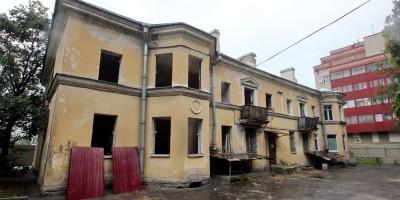 Проспект Тореза, дом 79, корпус 1