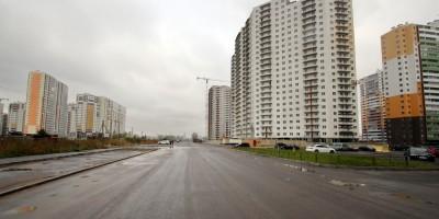 Шушары, Новгородский проспект