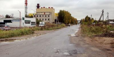 Шушары, Новгородский проспект, старый участок