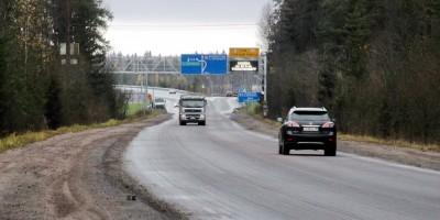 Скандинавское шоссе, развязка с ЗСД