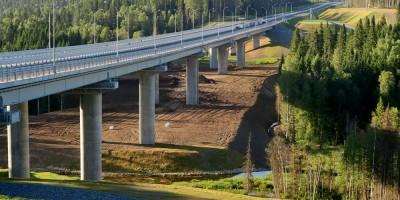 Сортавальское шоссе, путепровод