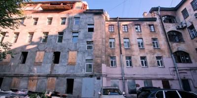 Вознесенский проспект, 41, реконструкция