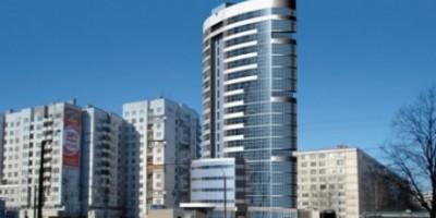 Проект здания ЛенспецСМУ на «Пионерской»