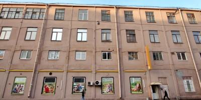 Большой Сампсониевский проспект, 66, литера И, фасад