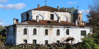 Церковь в Новгороде