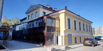 Дом Глуховского, пристройка