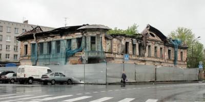 Дом Леонтьевой на улице Володарского, 5а, в Сестрорецке