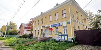 Дом Захаровых, Шлиссельбургское шоссе, 175, Усть-Ижора