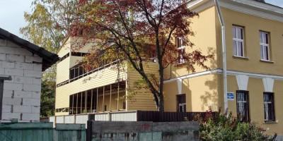 Дом Захаровых в Усть-Ижоре, пристройка