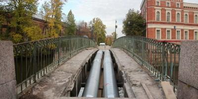 Краснофлотский мост, ремонт