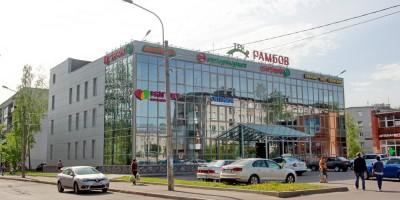 Ломоносов, Красноармейская улица, дом 19
